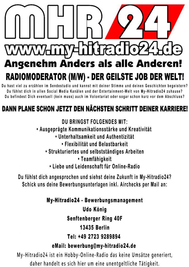 Link zu MHR24 Bewerbung